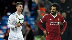 Cristiano Ronaldo - Mohamed Salah