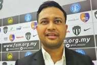Stuart Ramalingam, Malaysian FA, 26082018