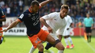 Vitorino Hilton Oscar Trejo Montpellier Toulouse Ligue 1 02042017