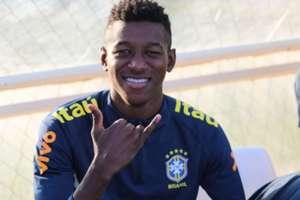 Vitão - Palmeiras e Seleção