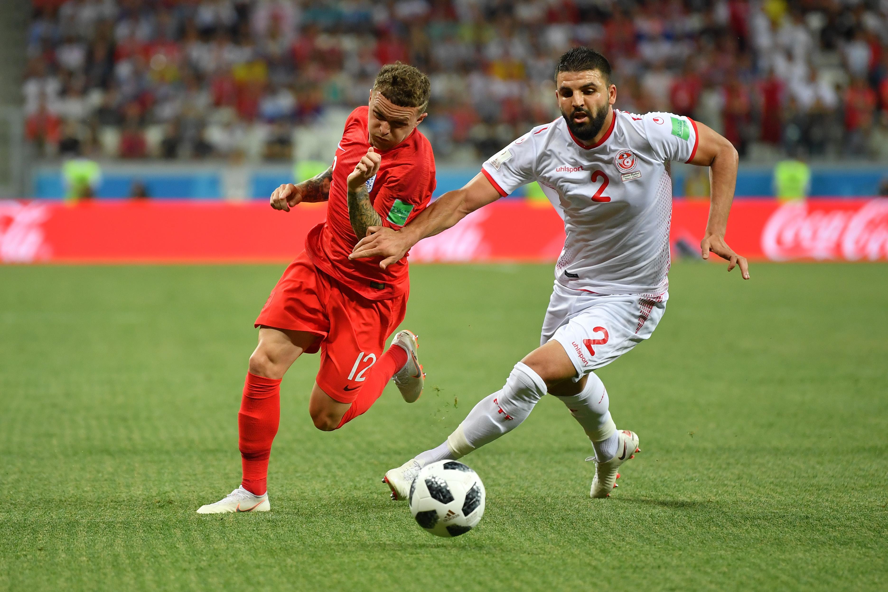 England Tunesien WM 18062018