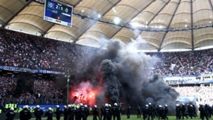 Hamburger SV Bundesliga 12052018