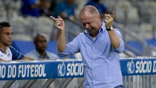 Mano Menezes Cruzeiro Fluminense Brasileirao Serie A 12112017