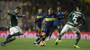 Nahitan Nandez Boca Palmeiras Copa Libertadores Semifinal Ida 24102018