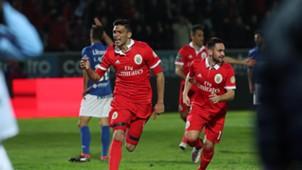 Raúl Jiménez vs Feirense