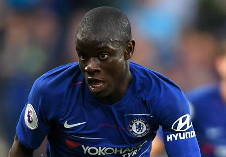 'I am right' - Sarri unmoved on Kante position