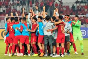 Indonesia U19, AFC U19 Championship, 24102018