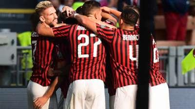 Milan Brescia Serie A