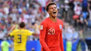 Dele Alli England Sweden World Cup 2018 070718
