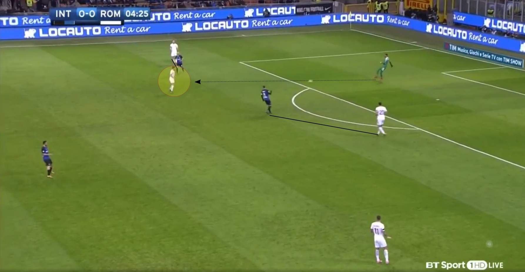 Inter Roma 3.