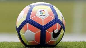 LaLiga ball