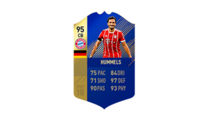 FIFA 18 Ultimate Team of the Season Hummels