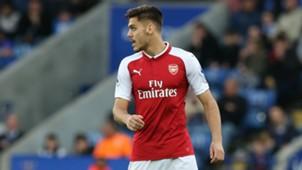Konstantinos Mavropanos Arsenal 2017-18