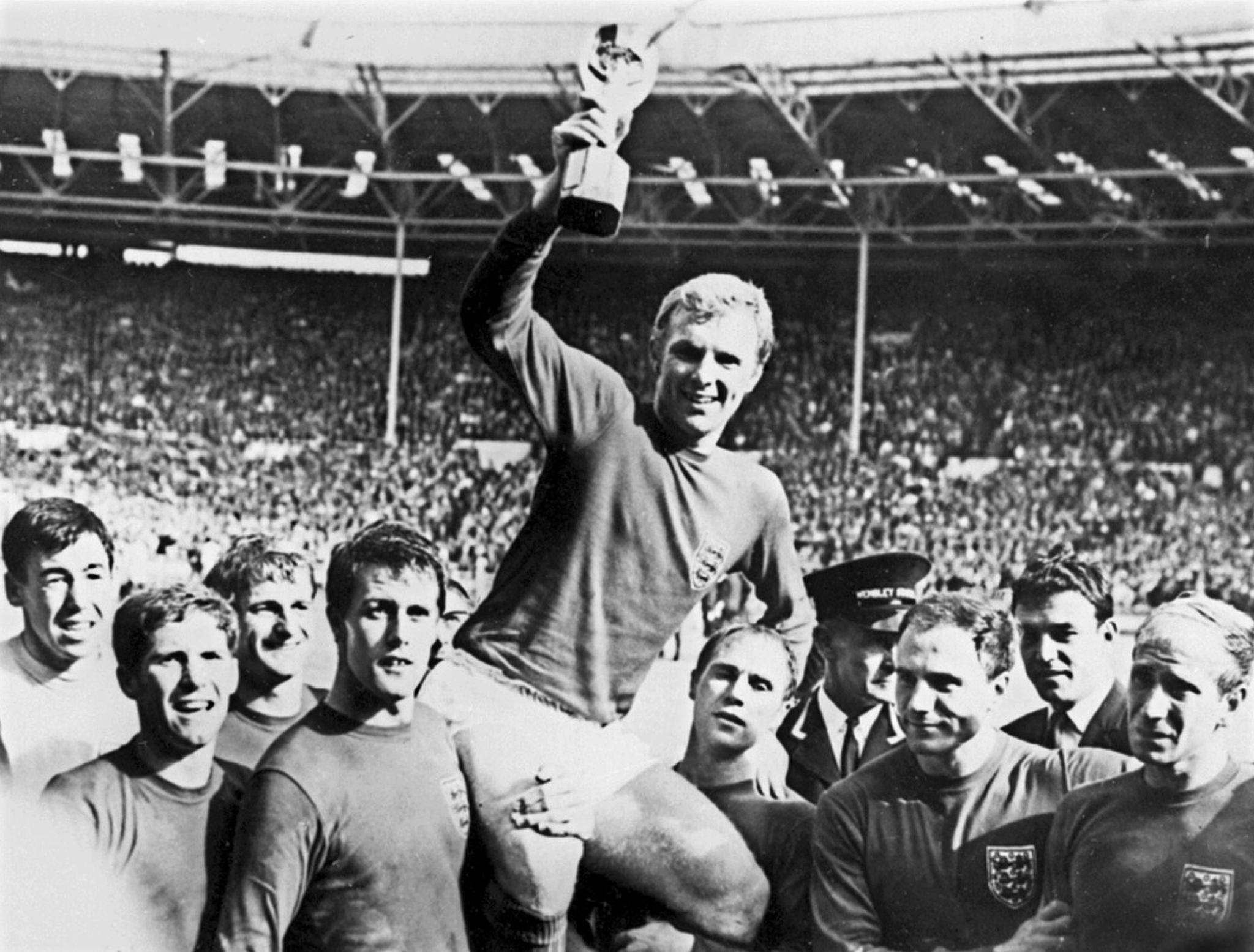 England 1966 Bobby Moore