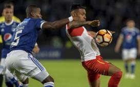 Millonarios vs Santa Fe Sudamericana 2018