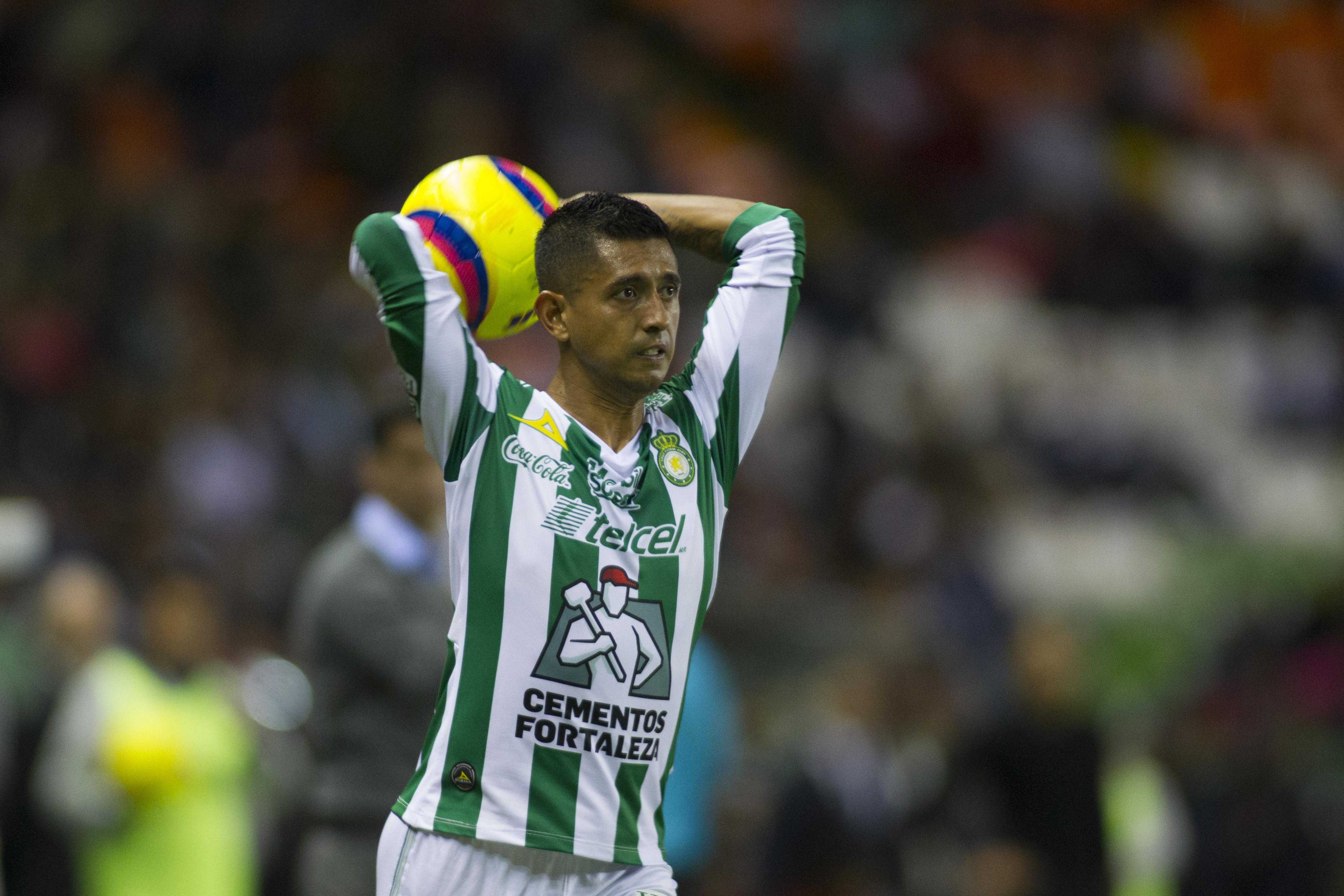 Elías Hernández León Liga MX