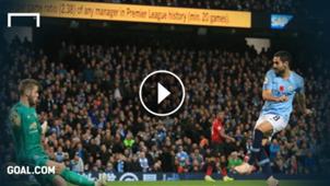 GFX Ilkay Gundogan Manchester City
