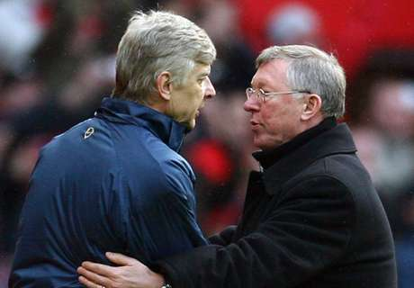 Sir Alex issues classy tribute to Wenger