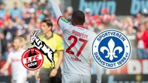 1. FC Köln Darmstadt 98 TV LIVE STREAM 2. Bundesliga