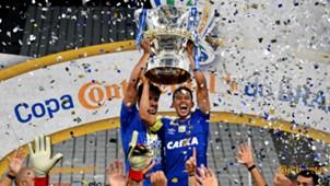Henrique campeão Corinthians Cruzeiro Copa do Brasil final volta 17102018