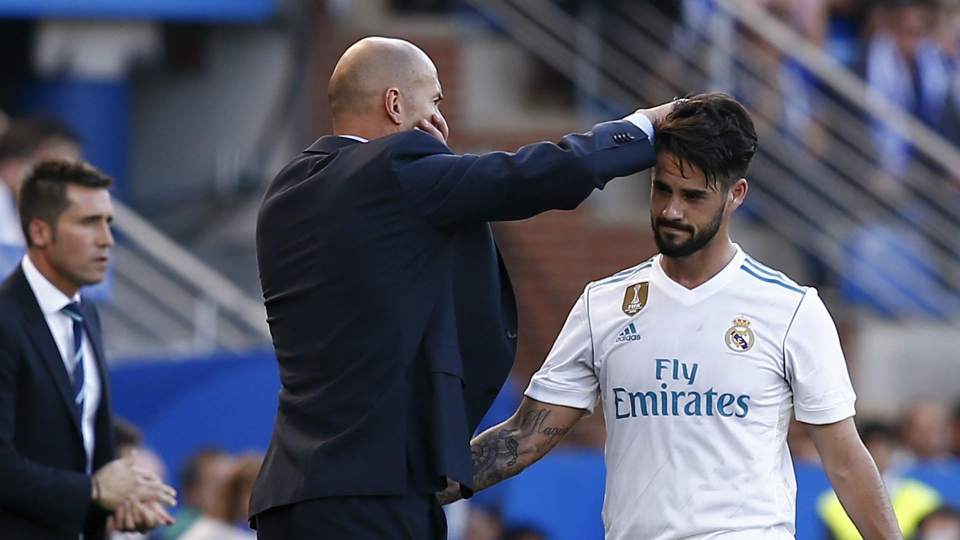 Zidane Isco