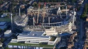 White Hart Lane construction