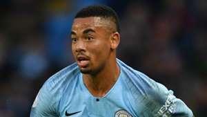 Gabriel Jesus Manchester City 2017-18