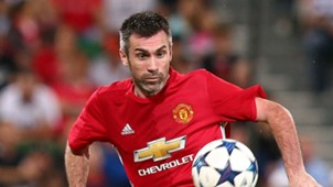 Keith Gillespie Man United legends