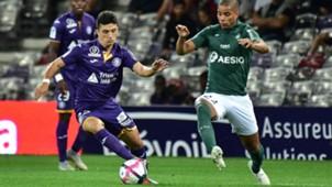 Manu Garcia Toulouse 2018-19