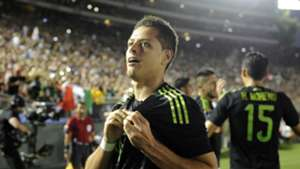 Chicharito Mexico Confederations Cup