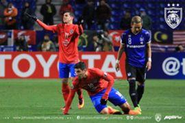 Gamba Osaka vs Johor Darul Ta'zim 7/2/2017