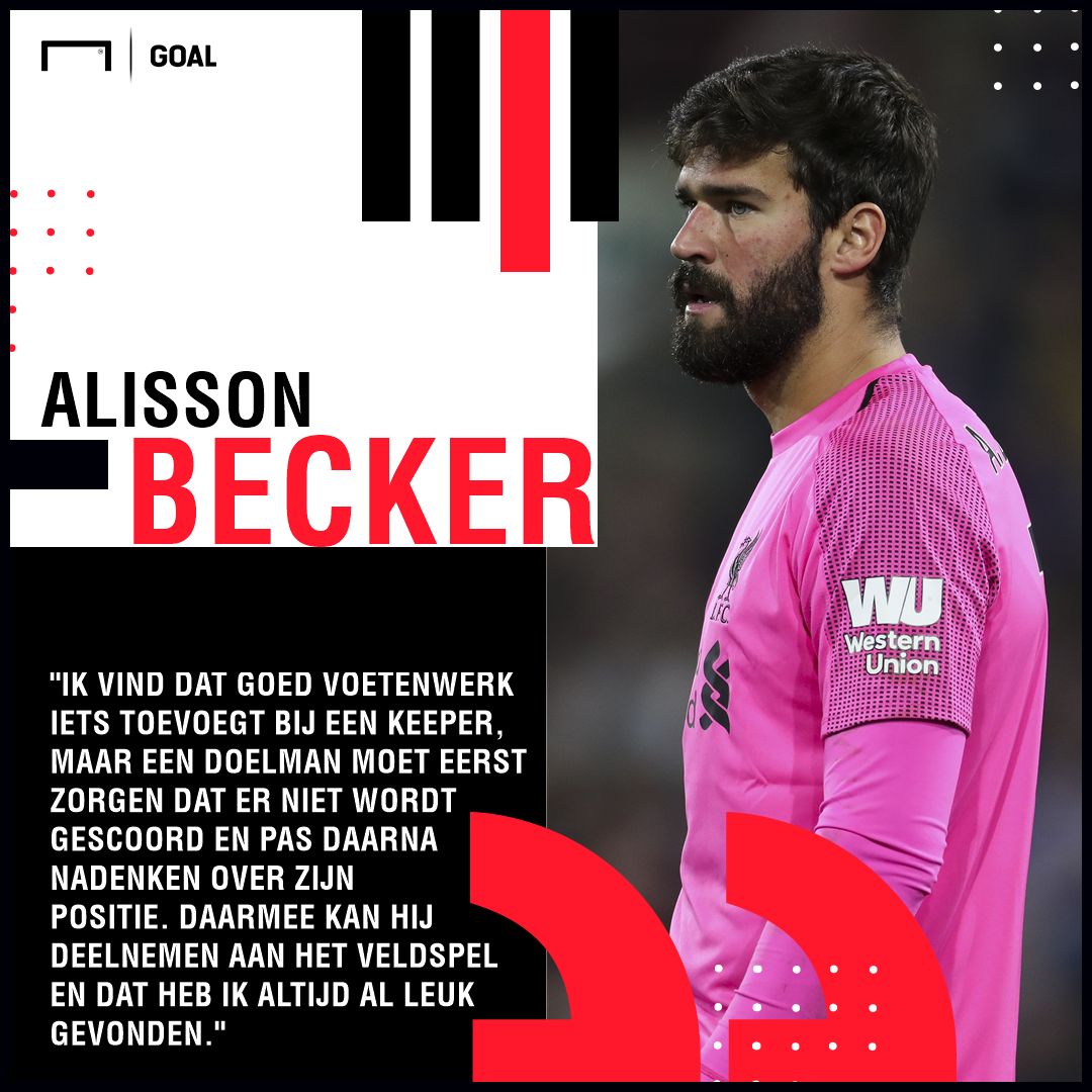 Alisson Becker Quotes Dutch 2