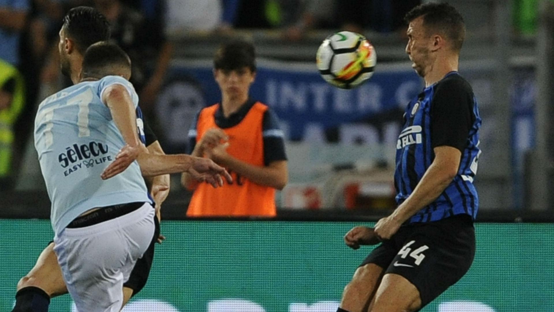 Adam Marusic Ivan Perisc Lazio Inter Serie A