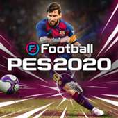 1080x1080 eFootball PES 2020 cover Lionel Messi