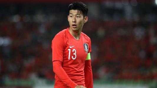 Heung-Min Son Südkorea 28052018