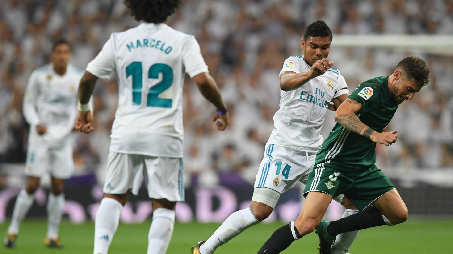 Con Cristiano para encontrar el triunfo en casa — Real Madrid-Betis
