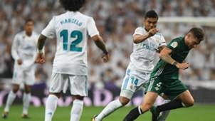 Casemiro Real Madrid Betis LaLiga