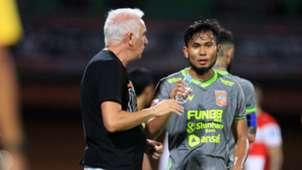 Roberto Carlos Mario Gomez & Ichsan Kurniawan - Borneo FC