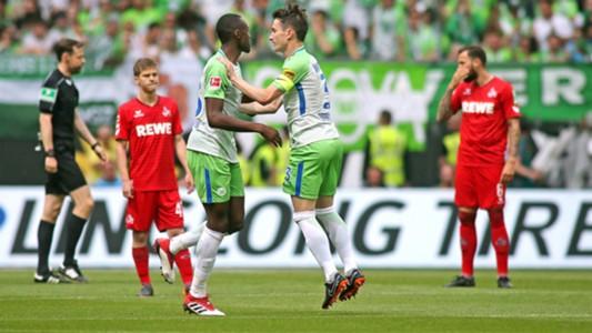 Wolfsburg Bundesliga 12052018