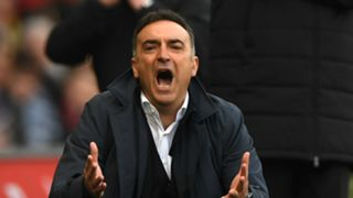 Carlos Carvalhal Swansea City 2017-18