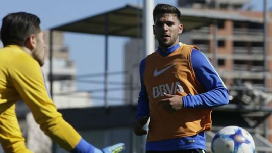 Lisandro Magallan Boca Juniors