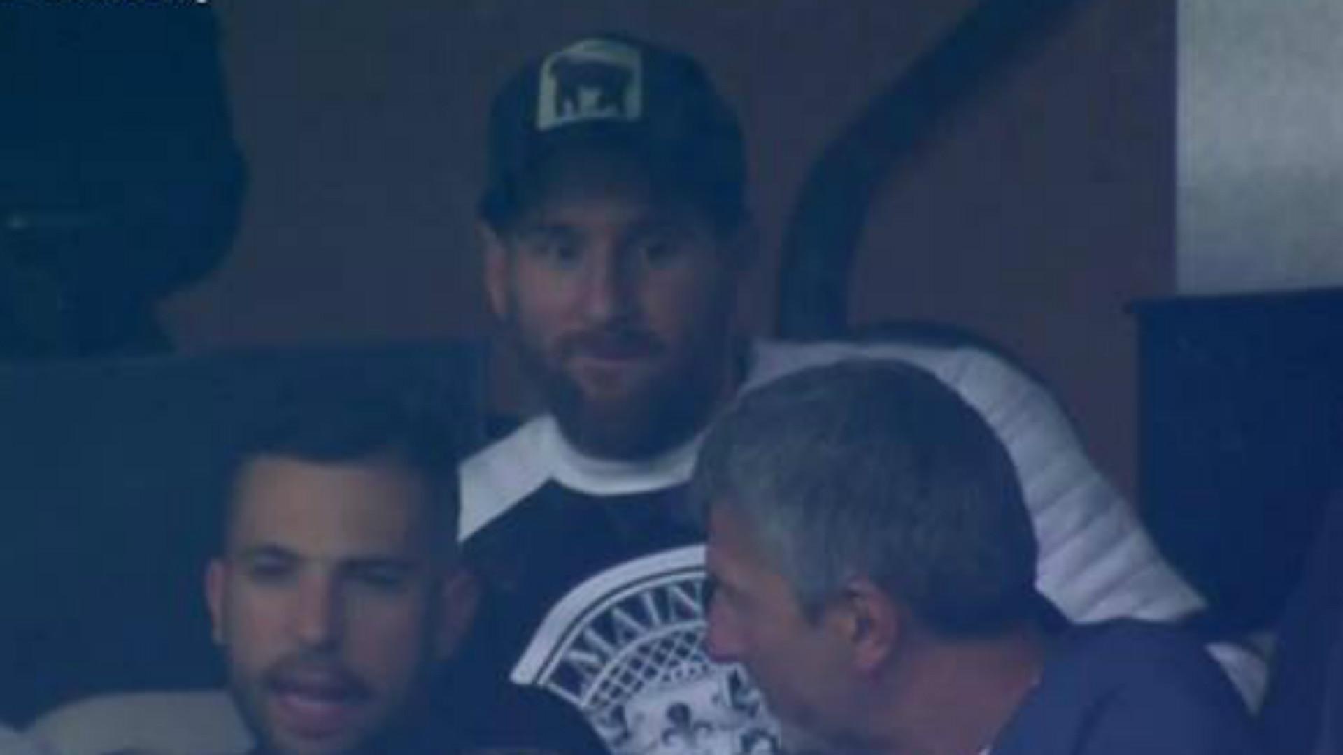 Lionel Messi Copa Libertadores final