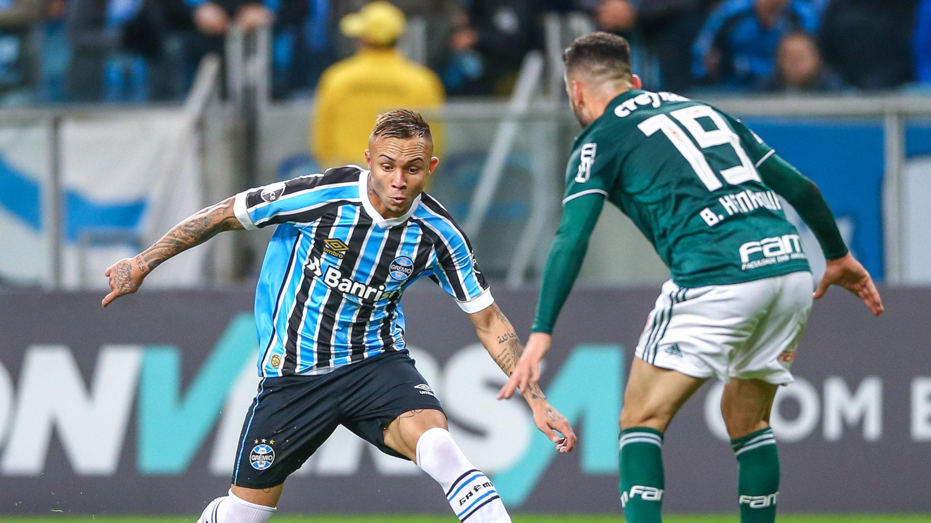 Everton Bruno Henrique Gremio Palmeiras Brasileirao Serie A 06062018