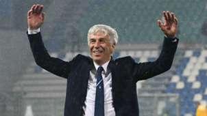Gian Piero Gasperini Atalanta Sassuolo