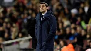 Ernesto Valverde Barcelona Deportivo LaLiga 17122017