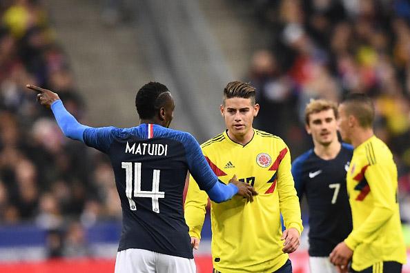 Colombia vs. Francia: mira el golazo de Radamel Falcao