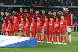 UAE NT before India in the 2019 Asian Cup