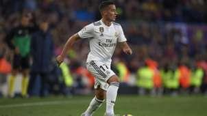 Lucas Vazquez Real Madrid 10292018