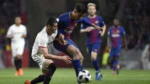 Coutinho Escudero Sevilla Barcelona Copa del Rey