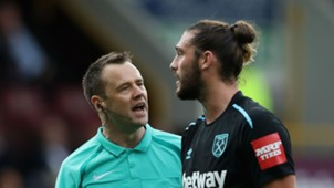 Andy Carroll West Ham 14102017
